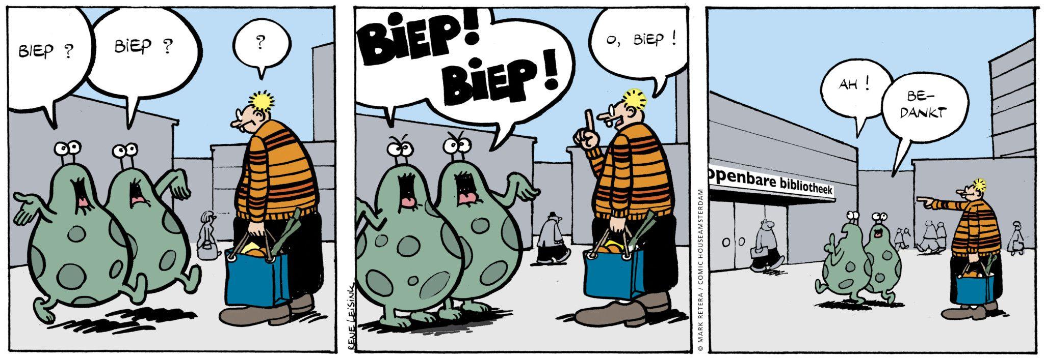 Dirkjan Biep Comichouse