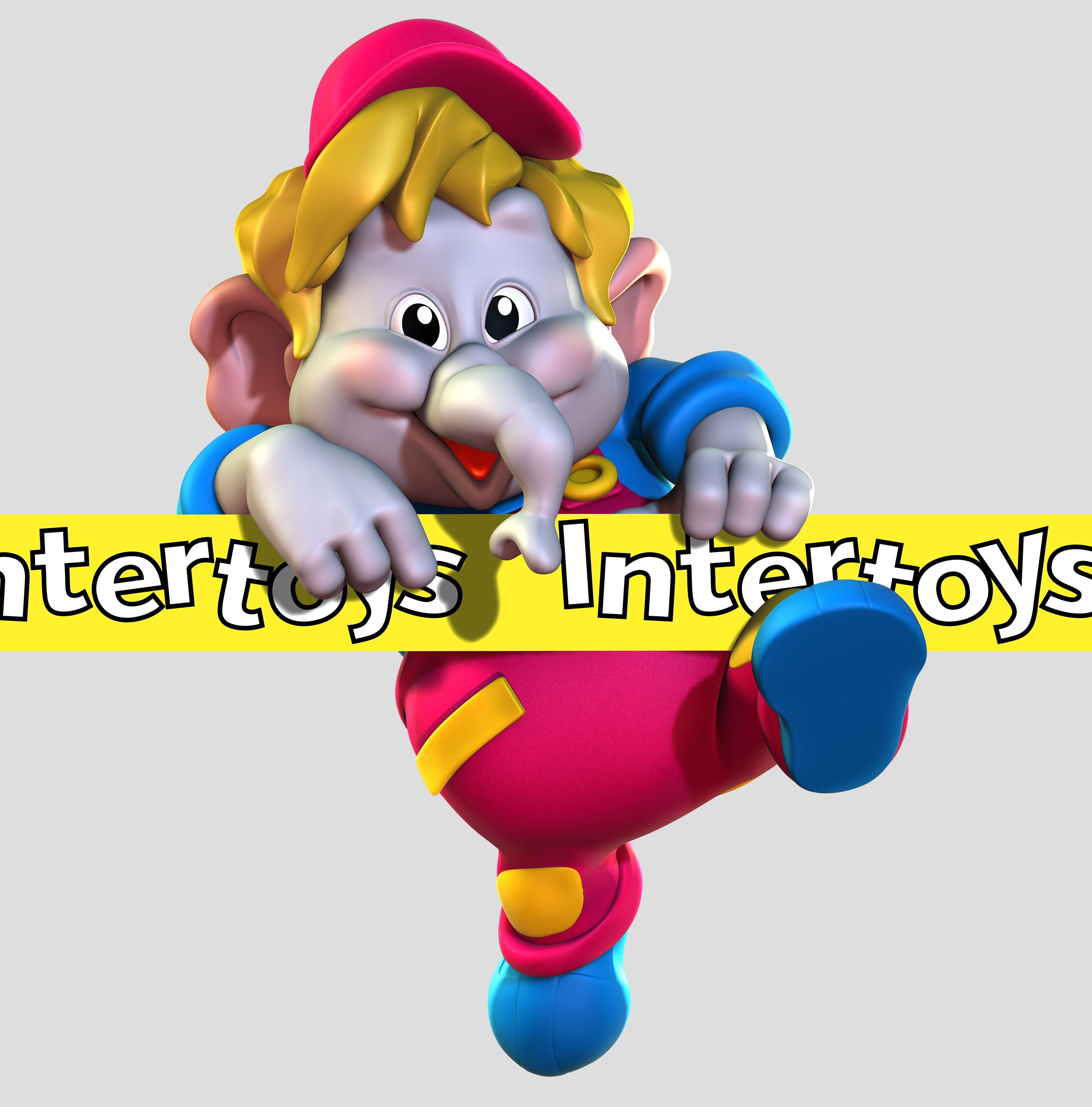 Intertoys Toytoy Streamer Comichouse