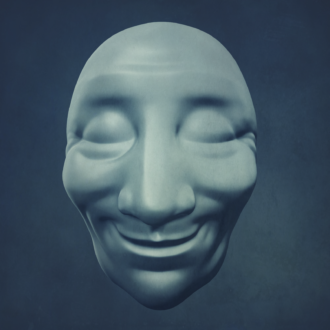 Head 3D sculpt by Metin Seven - Comic House