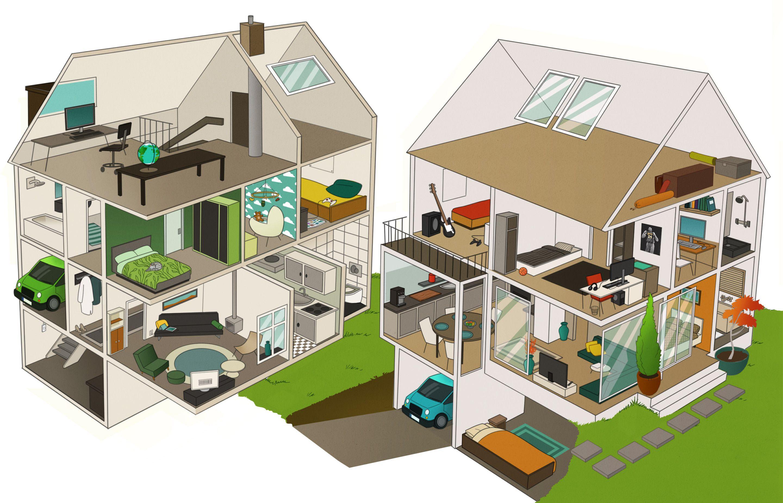 Indeling huis gallery of ideale indeling badkamer mooie for Woning indeling